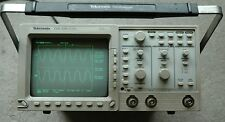 Tektronix TDS320 100Mhz Digital Oscilloscope, Calibrated, Two Probes, Power Cord