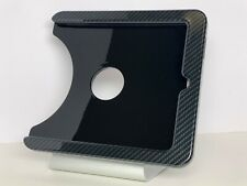INFOtainment iPad Tablet Charging Dock Stand (Fits Gens 1 2 3) CARBON