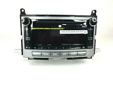 NEW TOYOTA Venza Radio Stereo Receiver MP3 CD Player Bluetooth A518AB