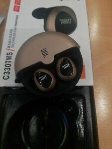 JBL C330 TWS Bluetooth cuffie