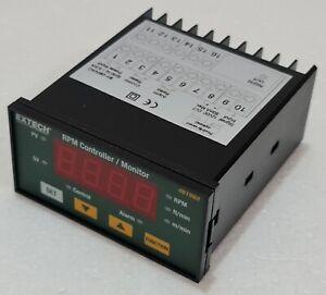 EXTECH 461960 RPM CONTROLLER/MONITOR