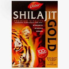 Dabur Shilajit Gold 10 Caps each Pack of 5,10,20 deliver in 3-5 days