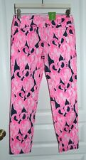Clothing, Shoes & Accessories Women's Clothing Precise New Lilly Pulitzer Kelly Skinny Ankle Pant Pink Sunset Size 6 $148