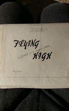 Gottlieb Flying High Schematic Original
