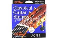 Alice AC139-H Titanium Nylon Strings Classical Guitar Strings 1st-6th Strings