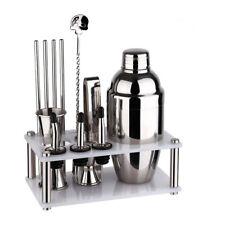 Bar Premium Bartender Set 12 Pieces Shaker Kit Tools Cocktail Mixer Drink New