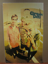 Vintage Green Day 1994 poster music rock band artist 3586