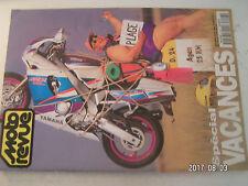 **d Moto Revue n°3147 58e Bol D'Or / Les femmes et la moto / CB 500