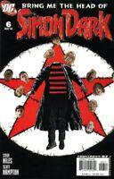 Simon Dark #6 Dc Comic Book  Nm