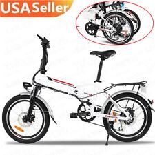 """20´´ Ebike Electric Bike """" ANCHEER """" City Mountain Bicycle Cycling Folding 250W"""