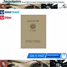 New Jaguar E-Type E-Type S1 3.8 Driver's Handbook E122/7