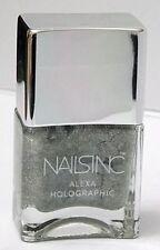 Nails Inc Holographic by Alexa Chung Nail Polish Top Coat Limited Edition