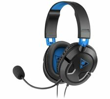 Turtle Beach Ear Force Recon 50P Black/Blue Gaming Headset PS4 / Xbox One / PC
