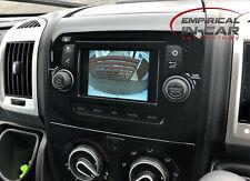 Peugeot Boxer Reversing Reverse Camera Kit for OEM Radio