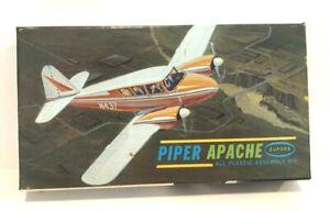 1963 AURORA PIPER APACHE PLANE, 280-50, Unassembled in the box