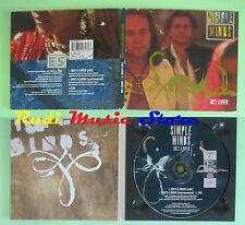 CD singolo Simple Minds She's A River VSCDG 1509 UK 1995 DIGIPAK no lp mc(S19)