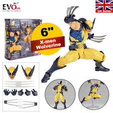 Kaiyodo Revoltech Amazing Yamaguchi Wolverine X-Men Action Figure Toy