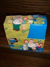Inkworks Family Guy Season 2 Factory SEALED Trading Card HOBBY Box Auto Sketch