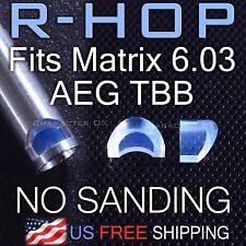 Rhop Fit Matrix 6.03mm Steel Airsoft Tightbore Tbb Barrel No Sandi 00004000 ng R Hop R-Hop