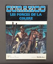 Durango. Les forces de la colère. Éd des Archers 1982
