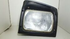 Original hella VOLVO 480s 1992 LHD FRONT LEFT SIDE HEADLIGHT LIGHT LAMP OEM