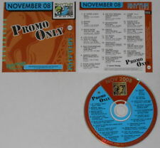 Beyonce, Rihanna, Akon, Jazmine Sullivan, Britney Spears  - U.S. promo cd