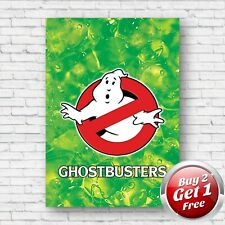 Ghostbusters 1984 Film Movie Poster A3 Un-Framed Art Print V4