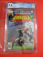 Marvel Comics Tomb of Dracula #70 Final Issue CGC Graded Vintage Old Comic Book