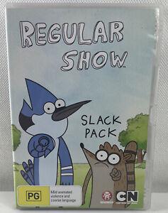 Regular Show Slack Pack (DVD) Region 4 - Free Tracked Postage