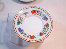 """RAYNAUD CERALENE LIMOGES VIEUX CHINE (EMPIRE, WHITE) SAUCER ONLY 6-1/8"""""""