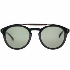 4a271e512a Authentic Gucci Gg0124s 001 Black With Grey GG 0124s Sunglasses