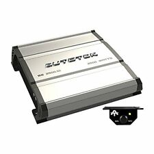 NEW 2500w Monoblock Car Subwoofer Amplifier.Speakers subs Amp.Bass Knob control