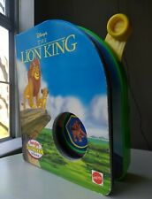 Disney's The Lion King See n Say / Speak and Say Book 1994 - Tested + Working!