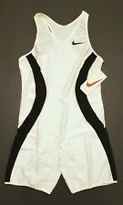5d03234cdc40 New listing Rare Nike Pro Elite Race Speedsuit Sprint Singlet Run Shorts  Track Field Olympic