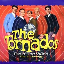 The Tornados - Ridin the Wind  The Anthology [CD]