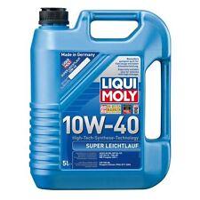 5 Liter Liqui Moly Super Leichtlauf 10W-40 1x5L