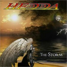 Hedda-The Storm (NEW * us epic power metal * PRIVATE PRESS * Queensryche * F. warning)