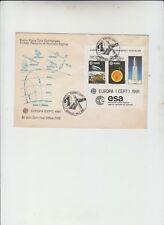 TURKISH REPUBLIC OF NORTHERN CYPRUS  EUROPA 1991, FDC