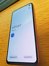 Samsung Galaxy S10e SM-G970U - 128GB - Flamingo Pink (Verizon) (Single SIM)