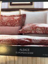 Inspired by Kravet ~ Alsace European Euro Pillow Sham ~ Linen ~ New