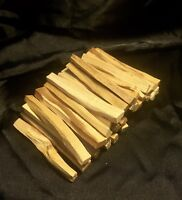 Palo Santo Incense 25 fresh sticks (4+inches long)