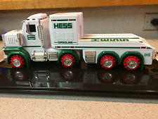 Hess 2013 Toy Truck Tractor Hauler w/ Lights & Sounds for Collectors