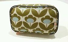 Orla Kiely Zip-Around Cosmetic Bag / Wash Bag