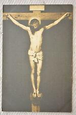 """CPA """" MUSEO DEL PRADO 1167 - Nuestro Señor crucificado - Velazquez"""