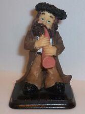 Judaica Jewish Musician Figurine