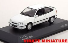OPEL KADETT GSI 16V BLANCHE 1987 1/43 WHITEBOX