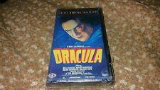 Dracula VHS Horror Classic Lugosi NEW