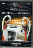 DVD=CHAMPIONS OF EUROPE=MADRID NELLA LEGGENDA=1956-1960=VOL. N°1=SIGILLATO=2005