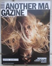 ANOTHER MAGAZINE ISSUE #3 AUTUMN/WINTER 2002 PAMELA ANDERSON ALBUM ART DIOR