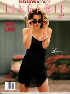 Playboy Book of Lingerie May June 1994 excellent free post